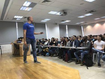 הרצאה טכנולוגית  פייסבוק Build to scale @ Facebook Event of IAP picture