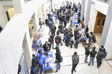 יריד הפרויקטים- חורף 2018 Event of IAP picture