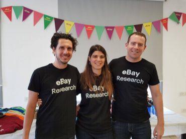 אירוע Ebay לתארים מתקדמים Event of IAP picture