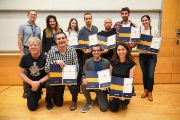 תחרות הפרוייקט המצטיין בחסות אמדוקס 2019 Event of IAP picture
