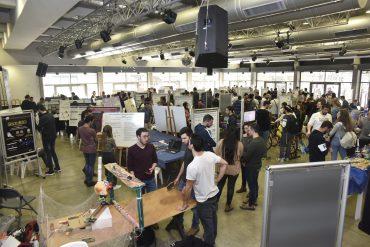 יריד פרוייקטים ב-IoT, אנדרואיד, כופרה ורשתות - חורף 2019 Event of IAP picture