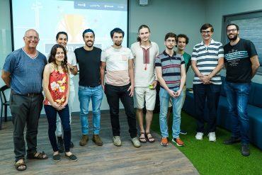 מפגש הוקרה חברי נבחרת התכנות Event of IAP picture
